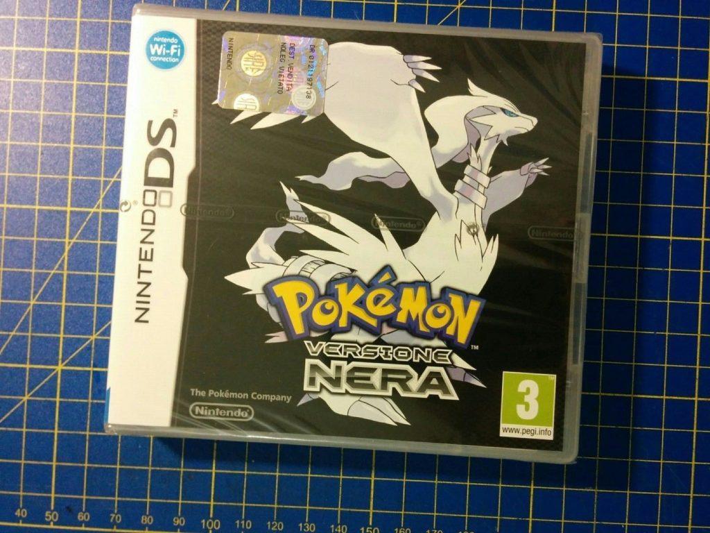 Pokemon Versione Nera