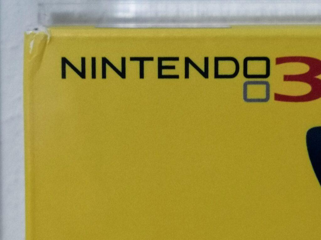 3DS XL Pikachu Dettagli 3