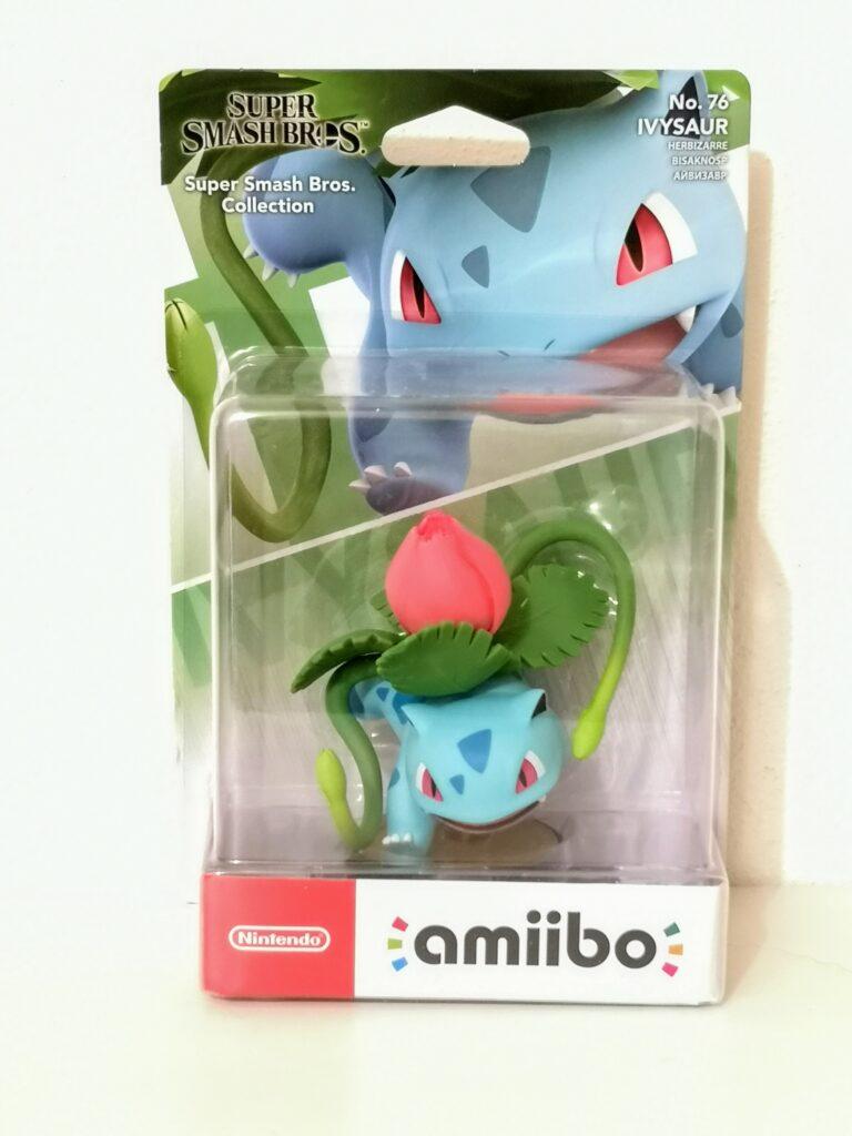 Amiibo No. 76 Ivysaur
