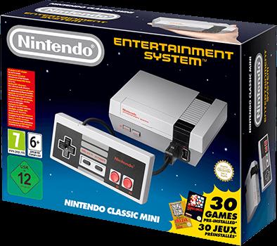 Boxart NES Classic