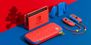 Nintendo Switch Mario Red & Blue Edition Presentazione