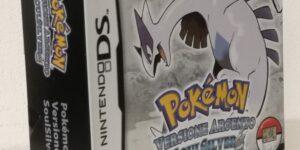 Pokémon Versione Argento SoulSilver con Pokewalker