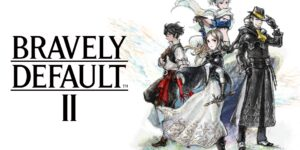 Bravely Default II Artwork