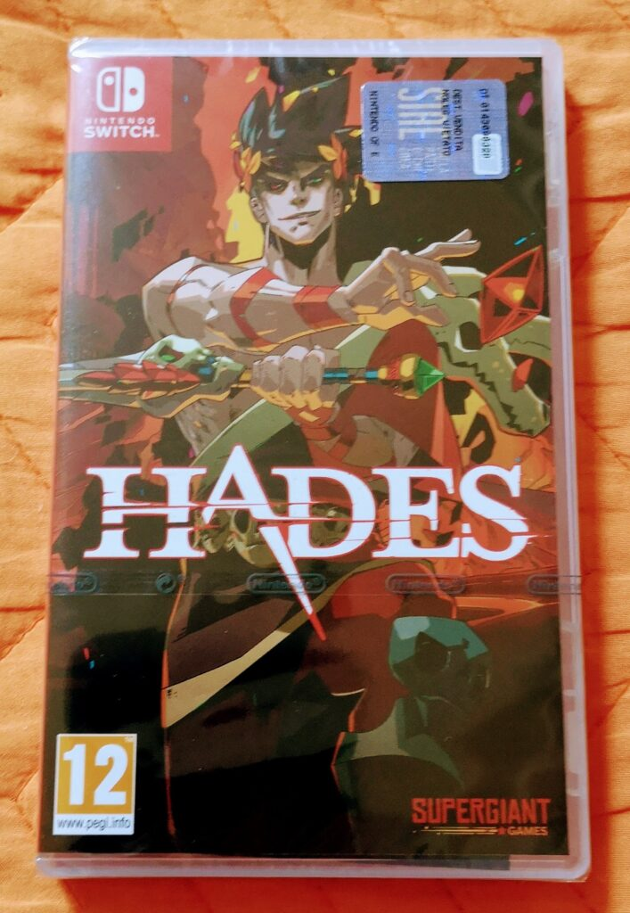 Hades - Supergiant Games, 2020