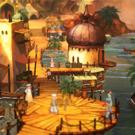 01 Screenshot di gioco Bravely Default II