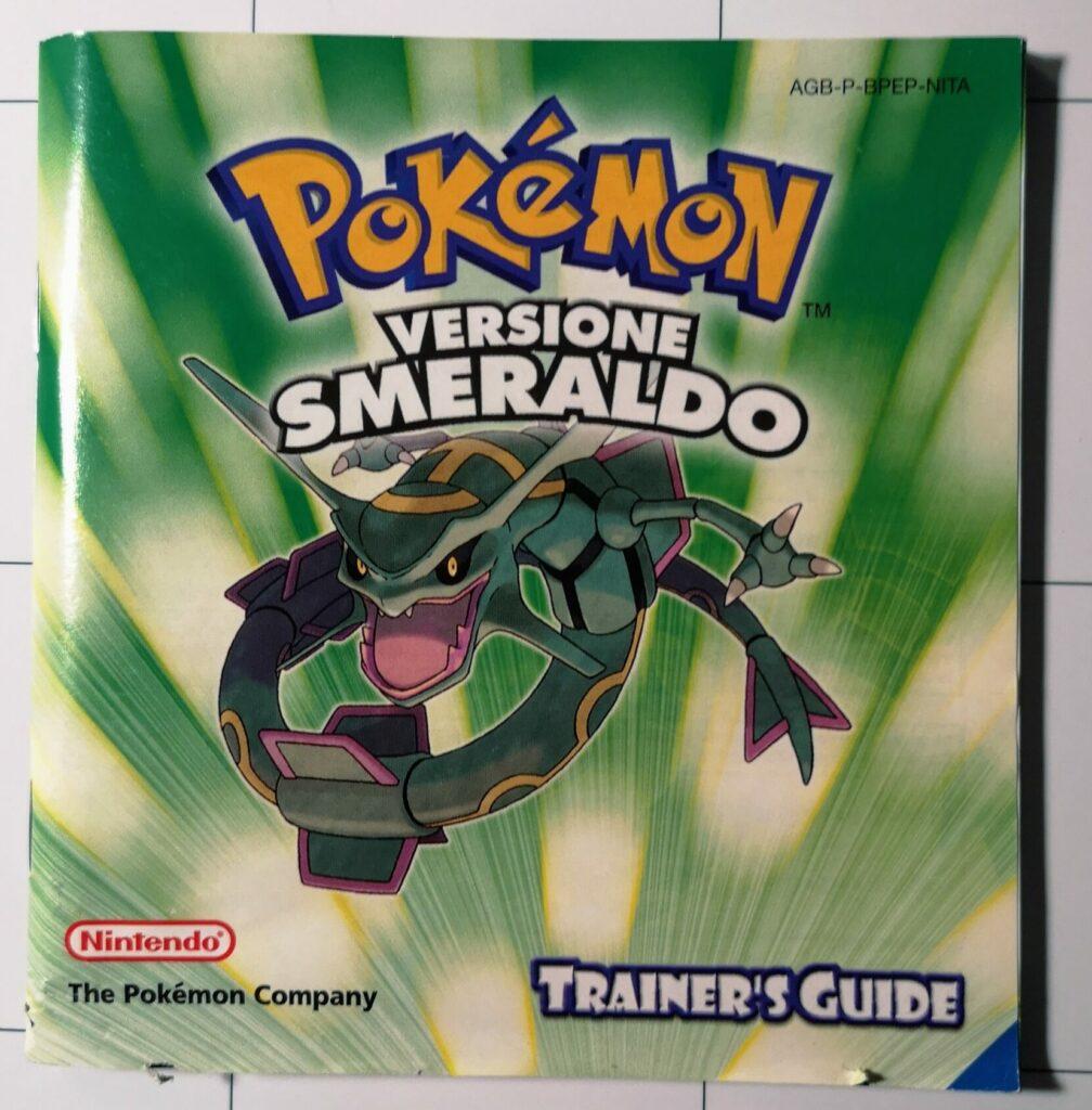 Pokemon Versione Smeraldo Trainer's Guide
