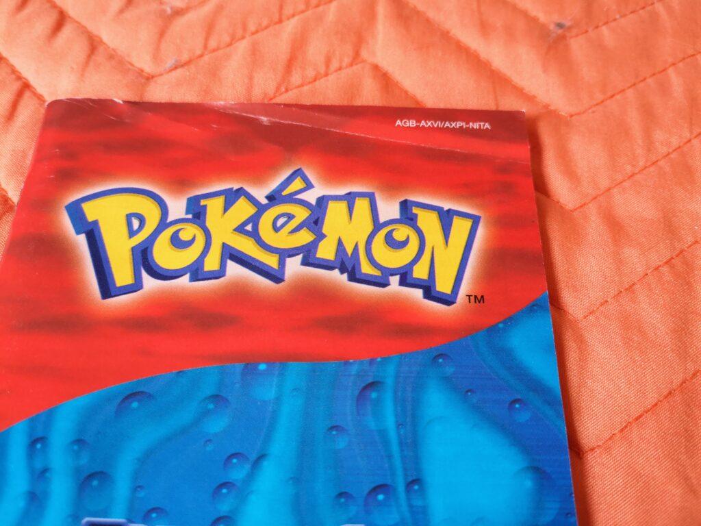 Dettaglio 1 Pokemon Versione Rubino Trainer's Guide