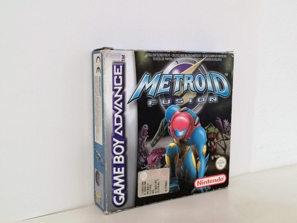 Metroid: Zero Mission (vista frontale)