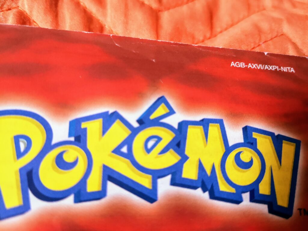 Pokémon Versione Zaffiro dettaglio Trainer's Guide