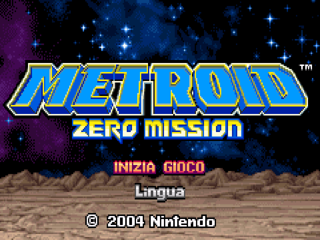 Screnshot Metroid: Zero Mission-210429-193108