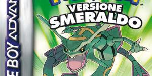 BoxArt Pokémon Smeraldo