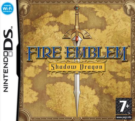 BoxArt di Fire Emblem: Shadow Dragon
