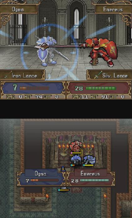 Schermata 5 Fire Emblem: Shadow Dragon