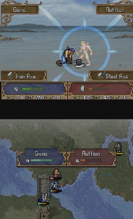 Schermata 6 Fire Emblem: Shadow Dragon
