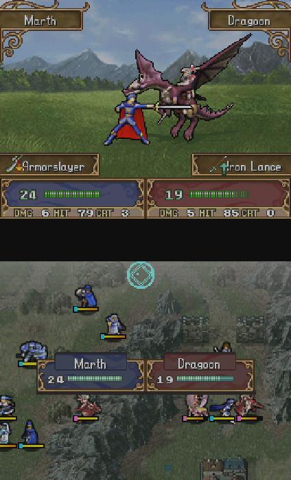 Schermata 7 Fire Emblem: Shadow Dragon