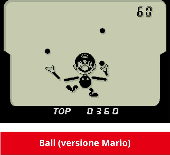 G&W: Super Mario Bros. Gioco 3