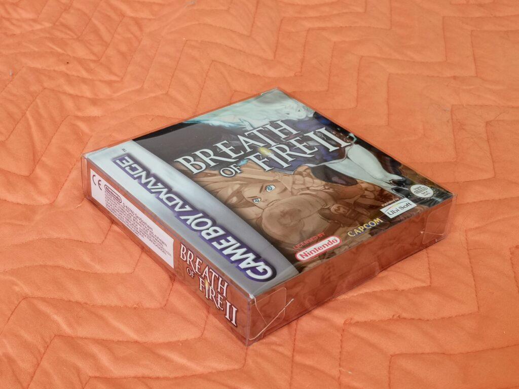 Breath of Fire II (Nintendo GameBoy Advance, Ubisoft 2002), presentazione gioco