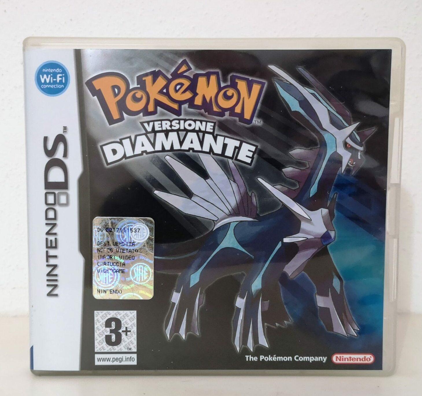 Pokémon Versione Diamante