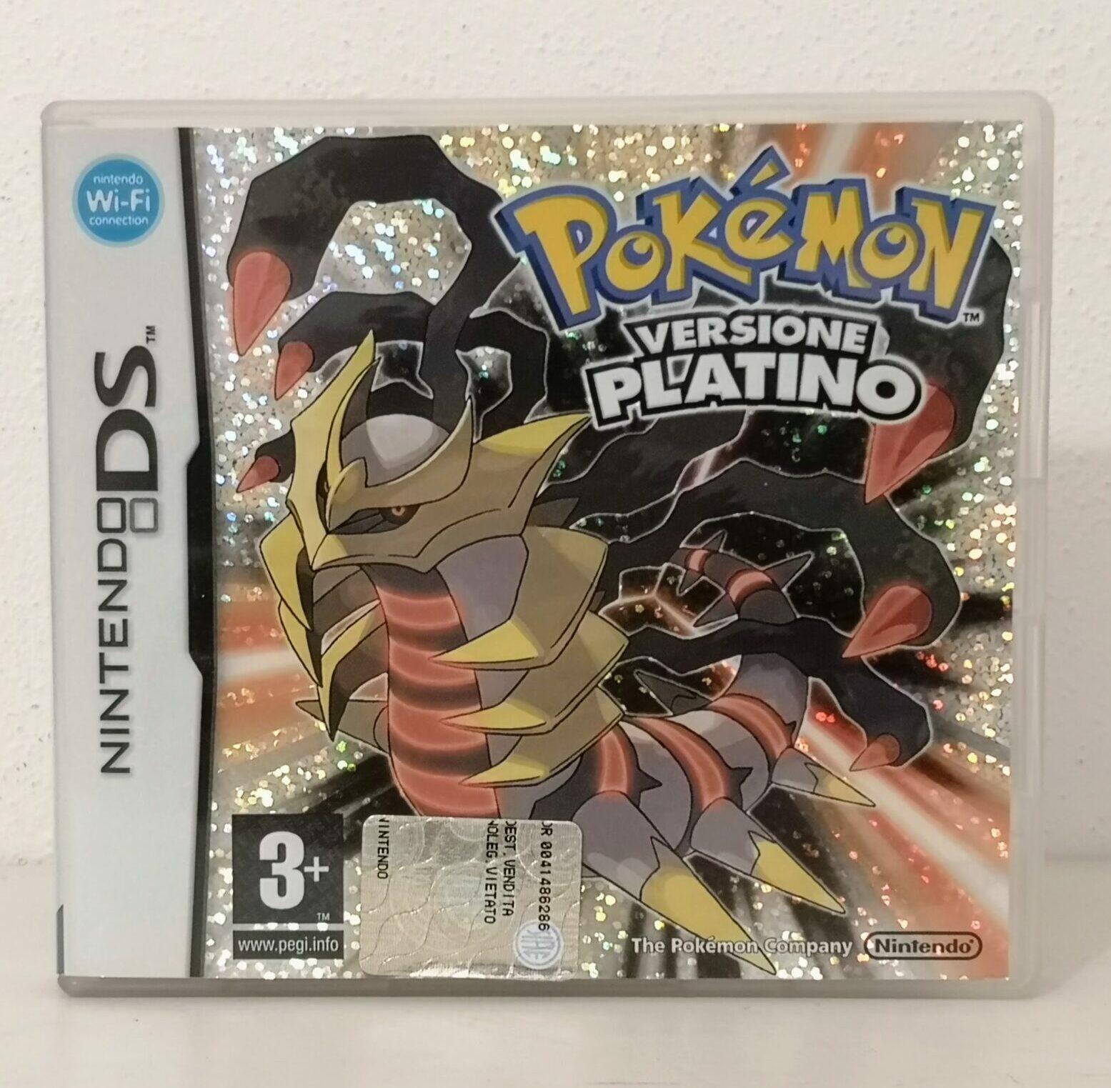 Pokémon Versione Platino