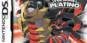 Pokémon Platino boxart