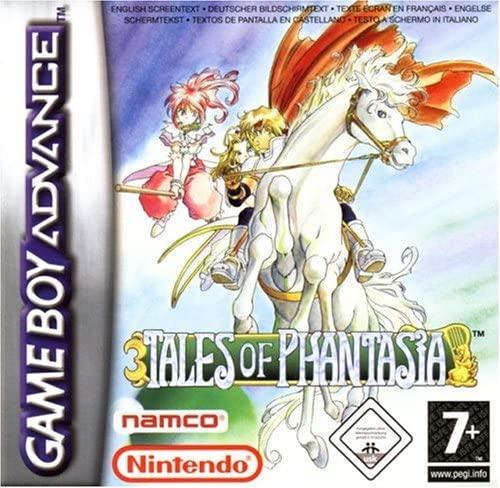 BoxArt di Tales of Phantasia