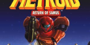 BoxArt di Metroid II