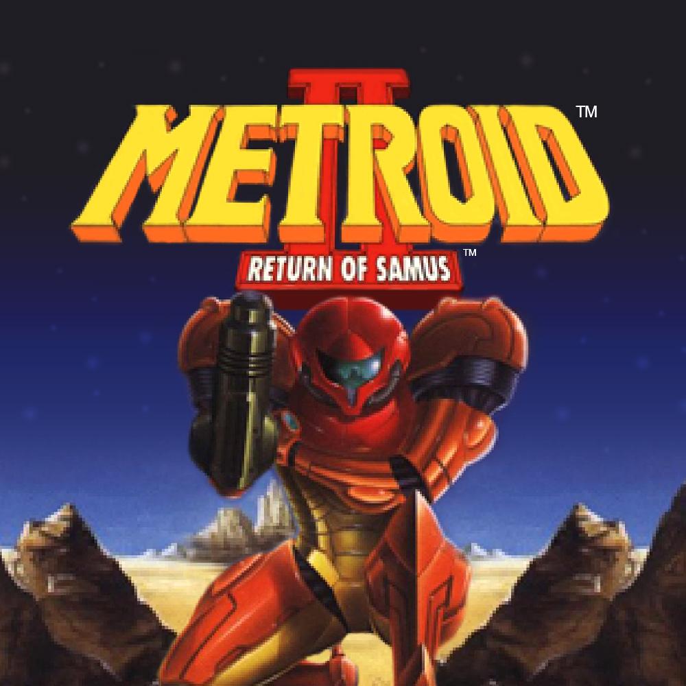 BoxArt of Metroid II