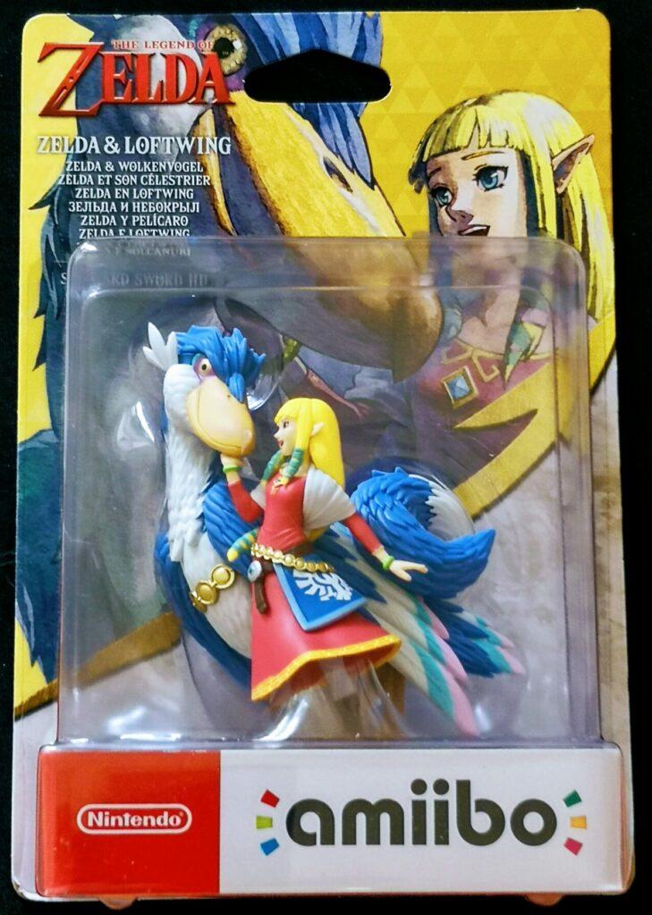 Zelda & Loftwing, dettaglio fronte